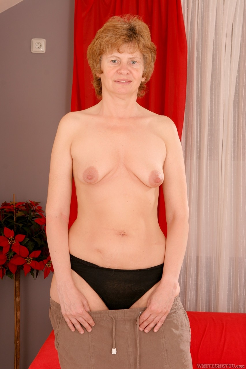 naughty old women naked
