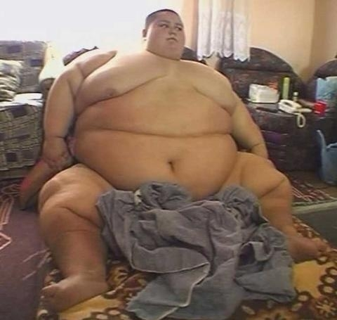 pic of naked fat guy