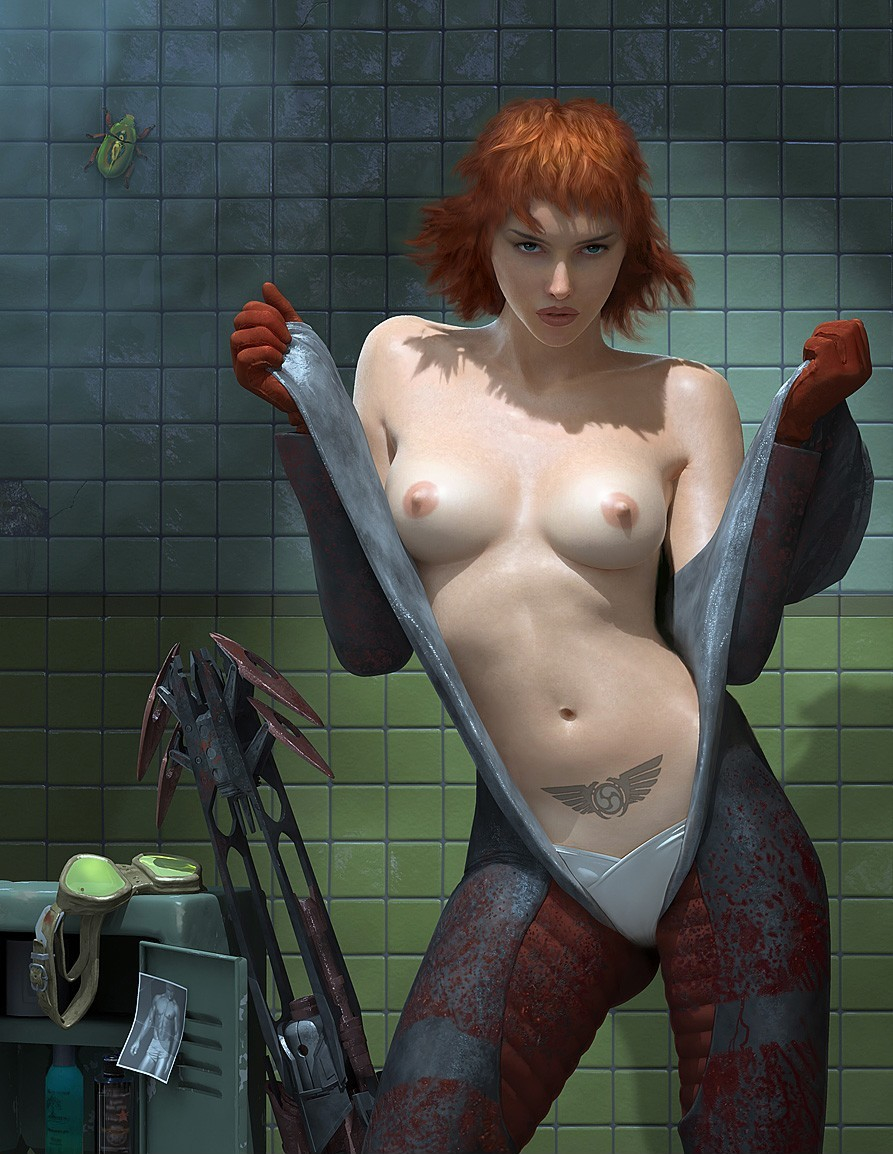 hot naked game characters porn