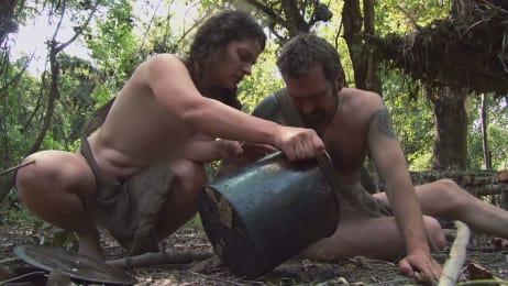 naked and afraid uncensored pic