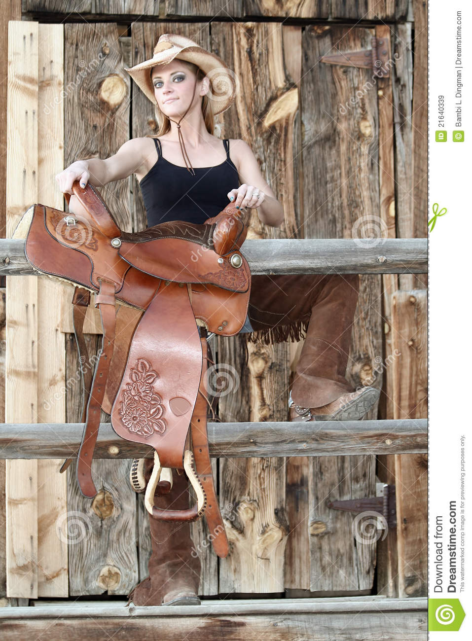 rough cowgirl